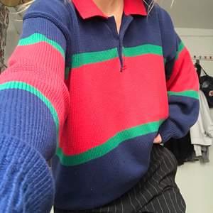 Fin och stor oversized Gant Piké, jättefin nu till våren med typ en kjol eller en sommarkväll!!!