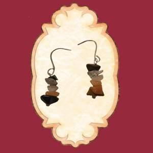 💕Kristall örhängen med olika kristaller💕 slumpmässig krystall mix eller alternativt att köparen väljer kristaller själv🌟