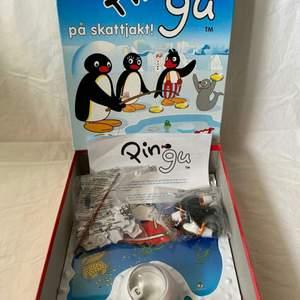 Pingu spel i bra skick! Rolig nostalgi sällskapsspel eller att ge till sitt småsyskon eller annan släkting!