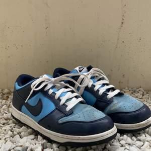 Nike dunks storlek 44,5 från 2009 utan kartong köpta från sneakershyllan i Göteborg