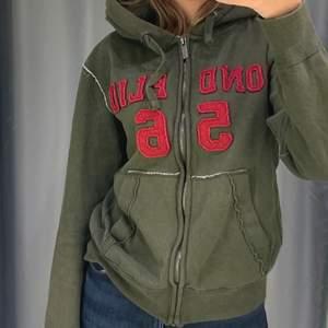 Snygg bondelid hoodie 💚 Går att få fler bilder!