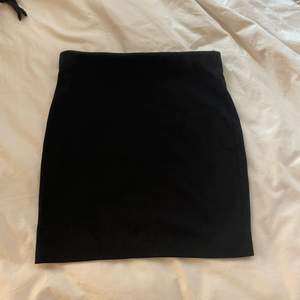Basic svart tight kjol från Cubus strl XS 💖 Köparen står för ev frakt!