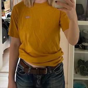 Fin dickies t-shirt, gott skick lite skrynlig på bilden men knappt använd!