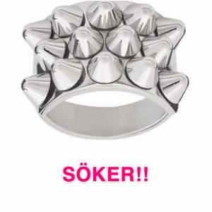 Söker denna ring från Eblad!! Guld eller silver kan betala upp till 450💗💗 Skriv om du har en