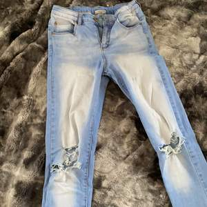 Skinny jeans i bra skick!!