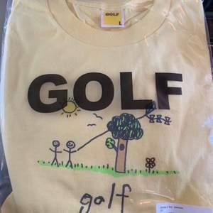 Tyler the creator (GOLF) t-shirt i storlek L