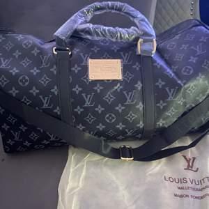🔊helt ny fake LV väska väldigt stor och fin och i jättebra & fin kvalle, 900kr med spårbar frakt 💞