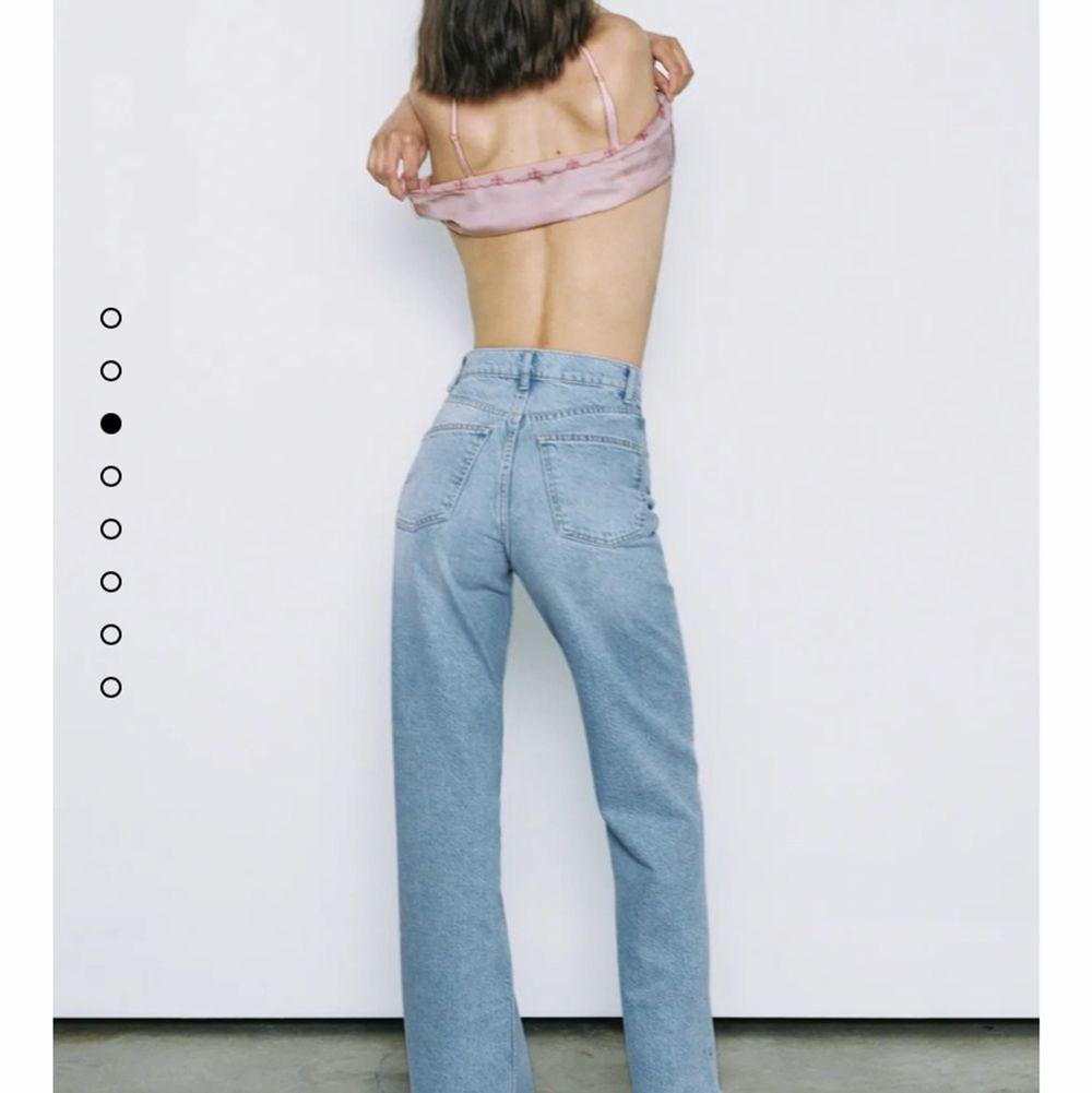 Jeans från zara, köpta i Malmö. Ur snygga vid benen men för små för mig tyvärr. . Jeans & Byxor.