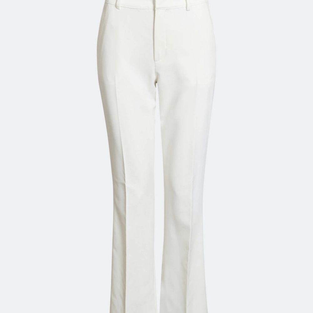 Ett par superfina oanvända kostym byxor i storlek S. Slutsålda . Jeans & Byxor.