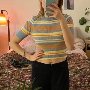 Randig t-shirt från Zara, i skönaste materialet!!!! Sitter som en smäck