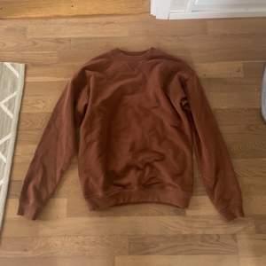 Brun sweatshirt! Inga flaws ❤️