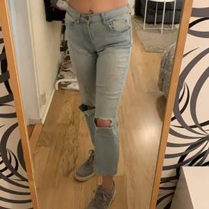 Jeans från bershska Strl 34