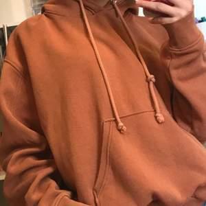 En hoodie i weekdays gamla modell som de inte säljer längre. Tröjan är i rätt så gott skick och jättebekväm! Du betalar frakten men möts gärna upp i Stockholm för enkelhetens skull!
