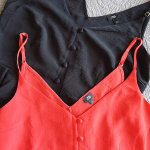 2 for 150kr new crop tops - river island - size 12/38 - straps can be adjusted, so can fit smaller or bigger size