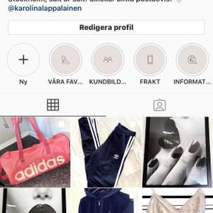 Jag har en Bloppis på min Instagram där jag lägger upp fler saker vänligen kolla där om ni hittar nått! @lulussecondhand