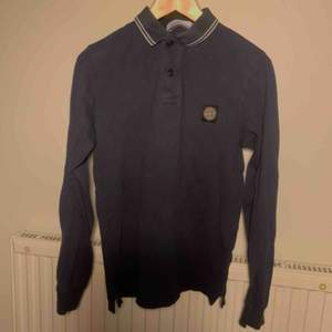 Stone Island Long Sleeve Polo - Size: S - Bought for: 1500 kr - Condition: 9/10 *