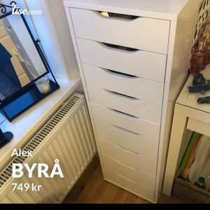 Säljer denna bytå hurtsh från Ikea i bra skick!