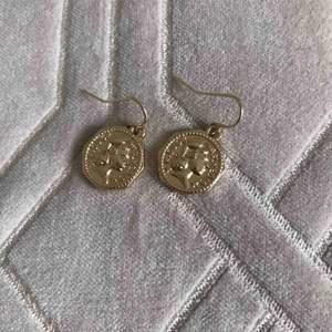 Jätte fina örhängen från h&m säljes pga dubbletter