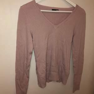 Säljer nu min supersköna rosa långärmade tröja från H&M. Jag vet tyvärr inte vilken storlek det är men den sitter som en medium eller oversized small. Tröjan är lite nopprig men syns knappt, därav priset.