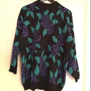 En sjukt mysig tröja från Urban outfitters vintage avdelning. Nypris 600