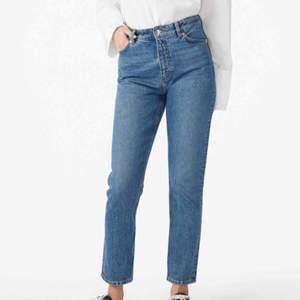 Monki jeans i modell