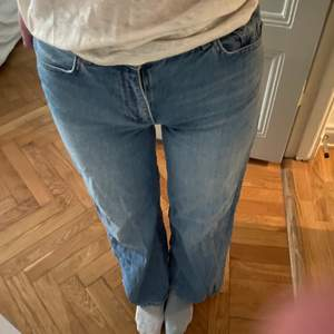 Jeans från junkyard i Wide-leg modell, köpt för tre år sedan men nästan aldrig använda💙