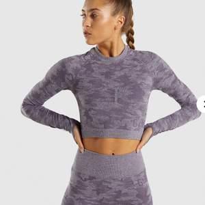 Sjukt snygg och så skön träningströja ifrån Gymshark, säljer då jag har så mycket träningskläder, nypris 450kr, köparen står för frakt💕