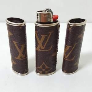 Är någon intresserad utav Custom Louis Vuitton lighter cases till BIC tändare gilla gärna eller kommenterar inlägget vid intresse💞✨