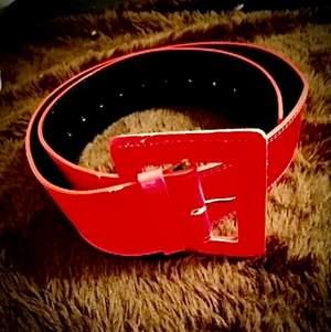 Rött lackbäkte 80 cm