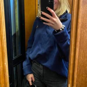 Vintage zip tröja frön ralp lauren, buda från 200kr