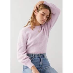 Jättesöt stickad tröja från other stories💕💕 storlek small men passar xs/s.