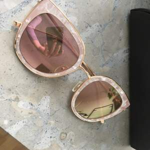 Cute pink sunglasses. Good condition.