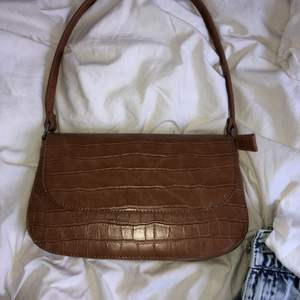 Prefect condition, used once or twice BROWN handbag perfect for summer