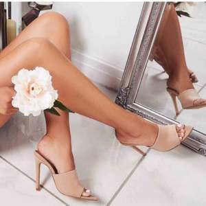New Nude heels