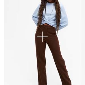 Söker!!! dem här byxorna från monki , i storlek 36 eller 38, vilken färg som.