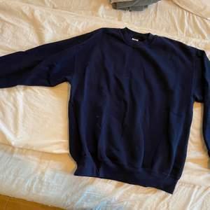 Supermysig blå sweatshirt