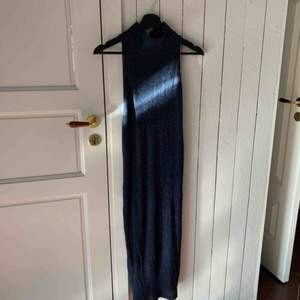 Glitterklänning