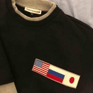 Gosha rubchinskiy sleeved shirt, Medium