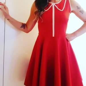 Fantastisk vintage-klänning