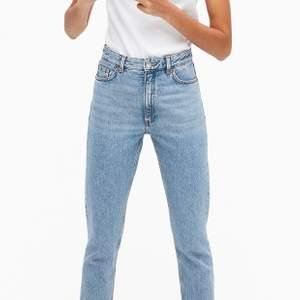 Säljer dessa monki jeans i bra skick köpa i våras.