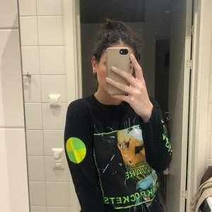 Longsleeve från när asap spelade på smash i Stockholm 2019