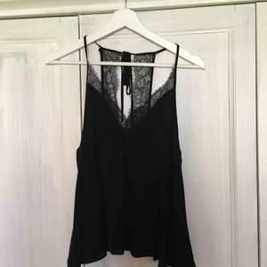 Frakt inkl Jättesött linne från Zara Aldrig använd