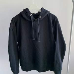 Svart hoodie från lager 157 använd ett fåtal gånger🤍