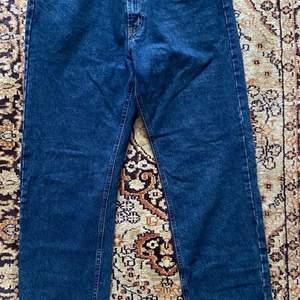 Vintage MC.GORDON jeans i mörkblå wash och rak modell, storlek: W36L32.                                                  Köpta second hand men är i väldigt bra skick!