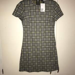skater dress by H&M t-shirt dress in black, white and yellow new