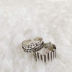 Justerbar Ring i sterling silver! Frakten ingår ✨