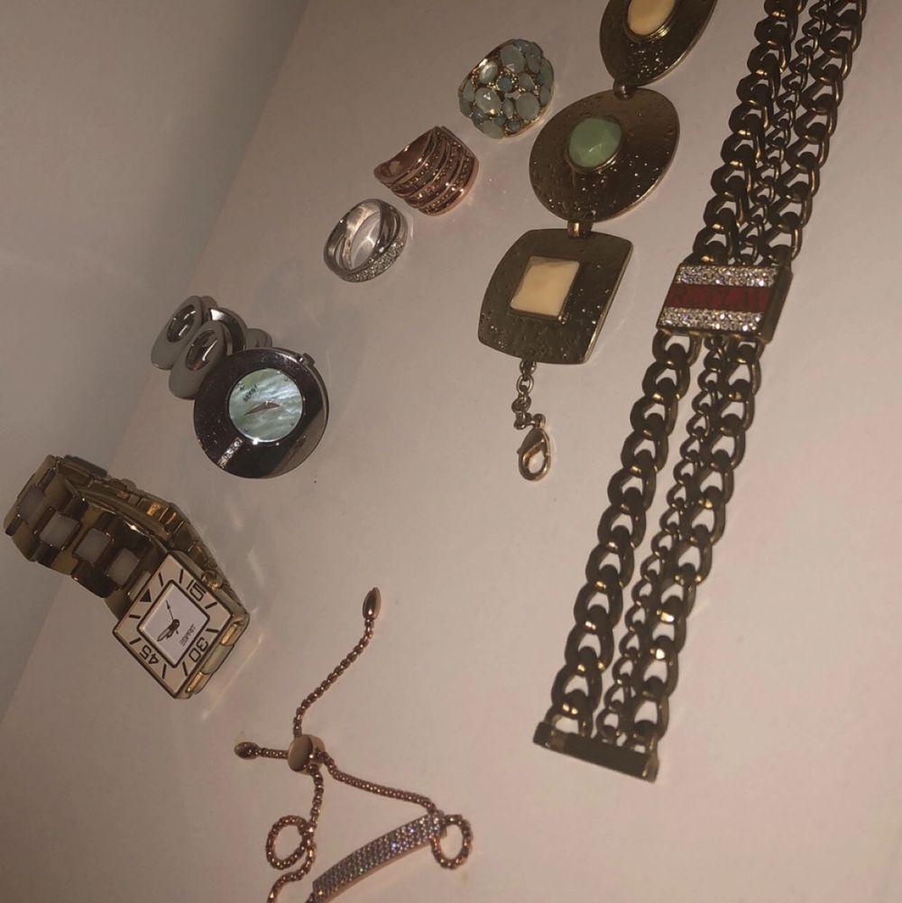 Guldpläterade smycken säljes för billigt pris.  Vissa ingår gratis frakt.  🤍. Accessoarer.