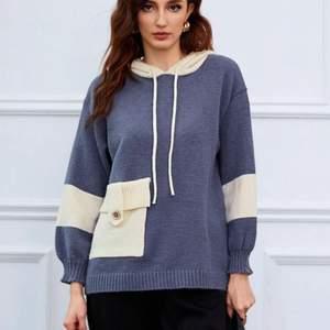 En tröja från shein. Använd 1-2 gånger. Skickar bättre bilder vid intresse. Tröjan är i bra sick 🤍