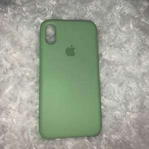 En pastell grönt iPhone skal iprincip ny köpte den för någon månad sedan 🥰