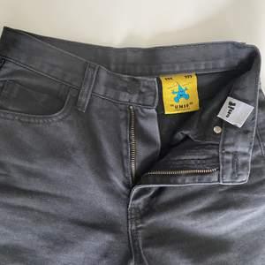 Skitfina unif jeans, säljs ej längre av unif🌈